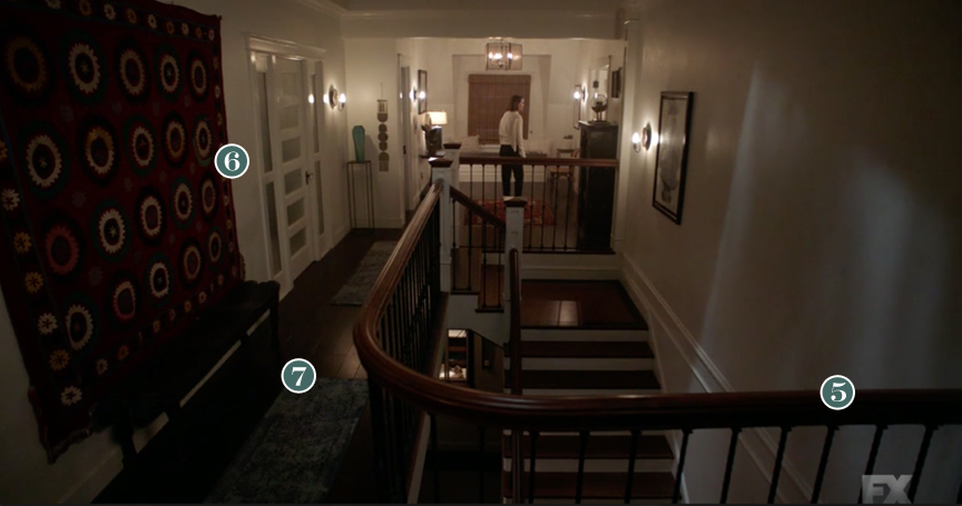 American Horror Story Cult Was Terrifying But The Interior Design